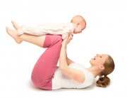 Mum and Baby Yoga ireland