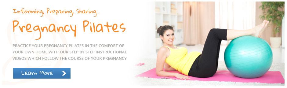 Pregnancy Pilates Classes